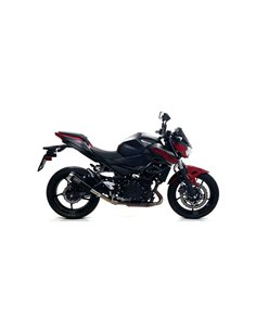 Escape Kawasaki Z400 2019-2020 Arrow Pro-Race Nichrom Dark 71874PRN