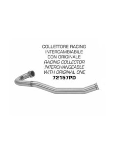 Colector Racing  KTM 690 SMC R 690 Enduro R 2019-2020 Arrow 72157PD