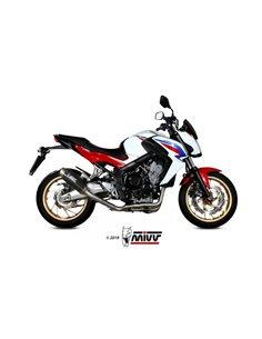 Escape Honda CB650F 2014-2018 Mivv H.055.L2P GP Pro Carbono