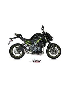 Colector racing Kawasaki Z900 2017-2019 Mivv K.045.C1 Tubo no catalizado Acero inox