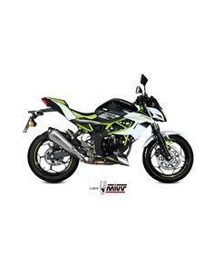 Escape Kawasaki Z125 Ninja 125 2019 Mivv Delta Race Acero Inox K.048.LDRX