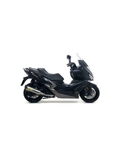Escape Kymco XCITING 400i S 2019-2020 Arrow Race-Tech Titanio 73517PK