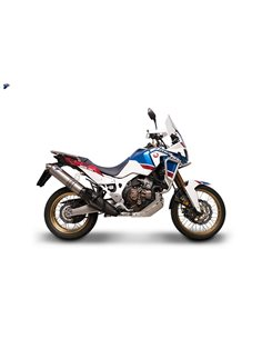 Escape Honda Africa Twin CRF1000L 2016-2019 Termignoni H14908040ITX