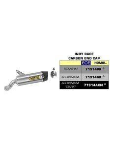 Escape Kawasaki Ninja 1000 SX 2020 Arrow Indy Race Titanio 71914PK