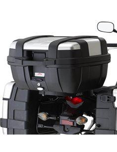 Fijacion maleta trasera Honda CB 500 X 2013-2019 Givi 1121FZ