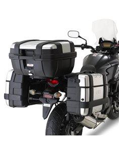 Fijacion maletas laterales Honda CB 500 X 2013-2018 givi PL1121