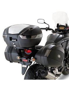 Maletas laterales V35 V37 Honda CB500X 2013-2018 fijación Givi PLX1121