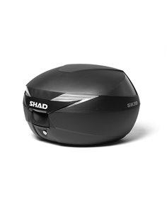 Maleta superior SHAD SH39 39 litros Negro D0B39100