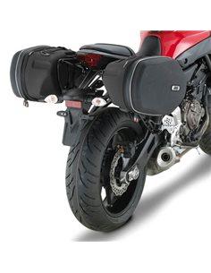 Fijacion alforjas laterales Yamaha MT-07 2014-2017 Givi Easylock TE2118