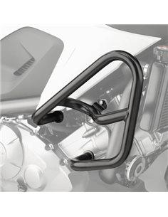 Defensas motor Honda NC700X 2012-2013 NC750X 2014-2018 Givi Negro TN1111