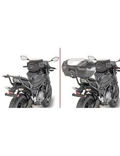 Maleta superior Kawasaki Z650 2017-2018 fijación Givi 4117FZ