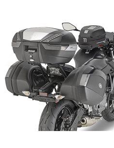 Fijacion maletas laterales Kawasaki Z650 2017-2018 Givi V35 PLX4117