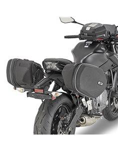 Fijacion alforjas laterales Kawasaki Z650 2017-2018 Givi Easylock TE4117