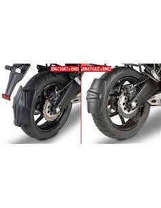 Fijación para salpicadera posterior Kawasaki Versys 650 2015-2017 GIVI RM4114KIT