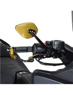 Espejo retrovisor Skin-X B-Lux Barracuda