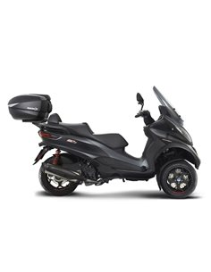 Maleta Piaggio MP3 300, 350 500 2018 fijacion superior Shad V0MP58ST