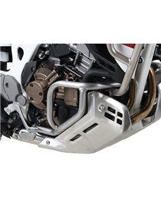 Defensas motor Africa Twin Adventure 2018-2019 Acero inox Hepco&Becker 5019510 00 22