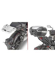 Maleta superior Honda CB1000R 2018-2019 fijación Givi 1165FZ
