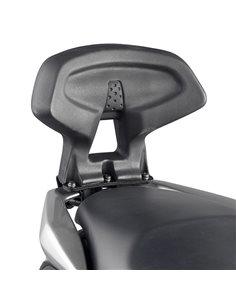 Respaldo Yamaha N-MAX 125 2015-2020 Givi TB2123 para pasajero