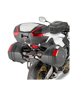 Adaptador portamaletas Honda CB650 F/CBR650 F MONOKEY Givi PLX1137