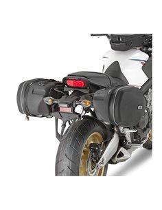 Adaptador portamaletas Honda CB650 F / CBR650 F Monokey Givi TE1137