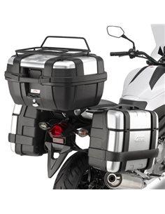 Fijacion Maleta Lateral Honda NC700 S/X 2012-2013 NC750 S/X 2014-2015 Givi Monokey PL1111