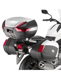 Fijacion Maleta Lateral Honda NC700 S/X 2012-2013 NC750S/X 2014-2015 Givi Monokey PLX1111