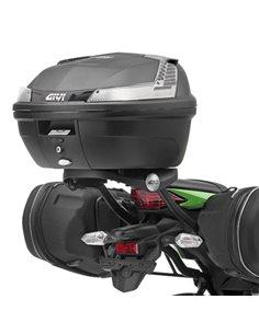 Fijacion baul Kawasaki J125 J300 2014-2018 Givi Monokey SR4111