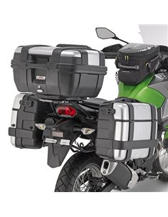 Fijacion lateral Kawasaki Versys-X 300 2017-2018 Givi PL4121