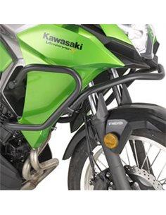 Defensas motor Kawasaki Versys-X 300 2017-2019 Givi negro TN4121