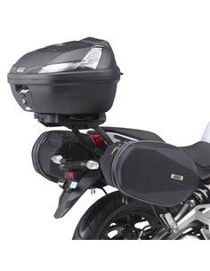 Fijacion alforja Kawasaki ER 6N/F 650 2012-2016 Givi TE4104