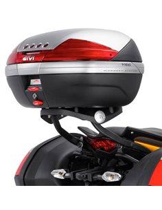 Fijacion baul Kawasaki Versys 650 2010-2014 Givi 451FZ