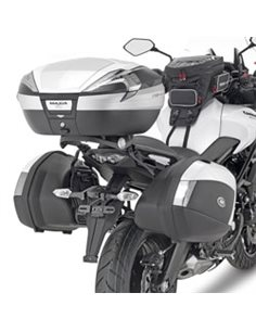 Fijacion lateral Kawasaki Versys 650 2015-2018 Givi PLX4114