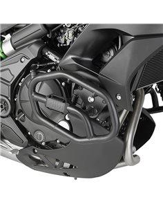 Defensas motor Kawasaki Versys 650 2015-2018 Givi negro TN4114