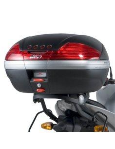 Fijacion baul Kawasaki Z750 2007-2014 Z1000 2007-2009 Givi 448FZ