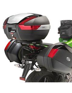 Fijacion baul Kawasaki Z1000SX 2011-2018 Givi Monokey 4100FZ