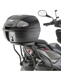 Fijacion baul Yamaha Aerox R 50 2013-2018 Givi SR2113