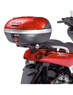 Fijacion baul Yamaha X-Max 125 250 2005-2009 Givi SR355