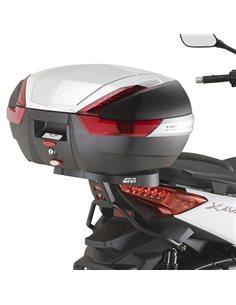Fijacion baul Yamaha X-Max 400 2013-2016 Givi SR2111