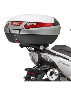 Fijacion baul Yamaha T-Max 500 2008-2011 530 2012-2016 Givi SR2013