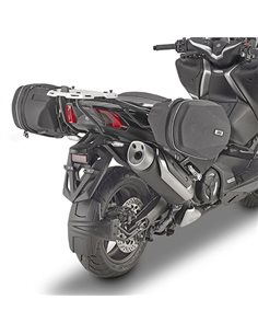 Fijacion alforjas Yamaha T-Max 530 2017-2018 Givi TE2133