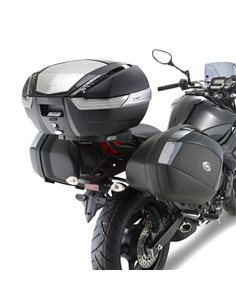 Fijacion baul Yamaha XJ6 600 2013-2015 Diversion 2009-2012 F 2009-2013 Givi 364FZ