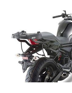 Fijacion alforjas Yamaha XJ6 600 2013-2015 Diversion 2009-2012 F 2009-2013 Givi TE2110