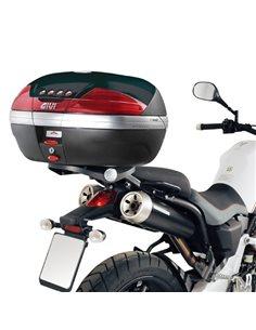 Fijacion baul Yamaha MT-03 2006-2014 Givi 356FZ