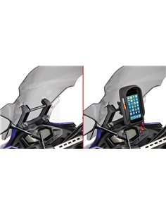 Soporte movil GPS Yamaha MT-07 Tracer 2016-2018 Givi FB2130