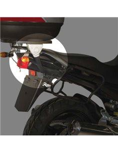 Fijación baúl Yamaha TDM 900 2002-2014 Givi SR347