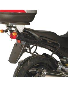 Fijación maleta lateral Yamaha TDM 900 2002-2014 Givi PLX347