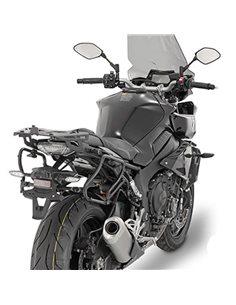Fijacion maleta lateral Yamaha MT-10 2016-2019 Givi PLXR2129