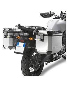 Fijacion maleta lateral Yamaha XT1200Z Super Terene 2010-2018 ZE 2014-2018 Givi PL2119CAM