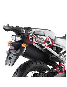 Fijacion maleta lateral Yamaha XT1200Z Super Terene 2010-2018 ZE 2014-2018 Givi PLR2119